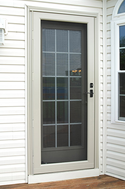 Doors in the quad cities entry doors patio doors storm for Storm doors for patio doors
