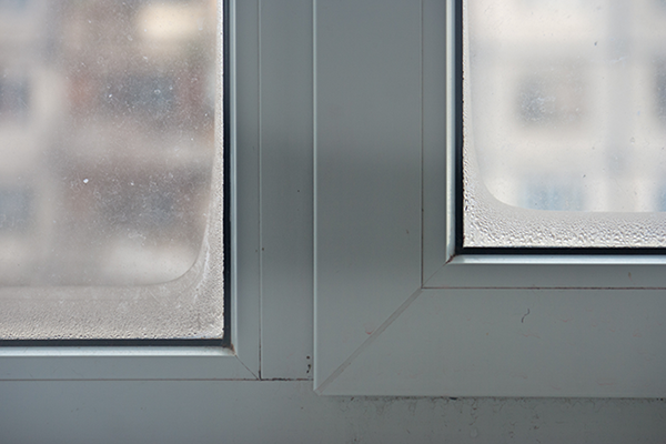 window condensation problem
